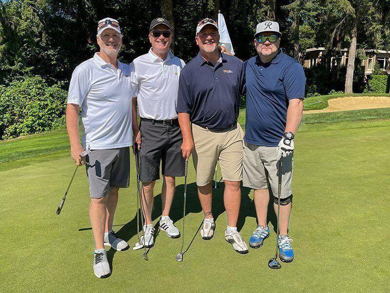 Golf Tournament 2021 - Team 16B