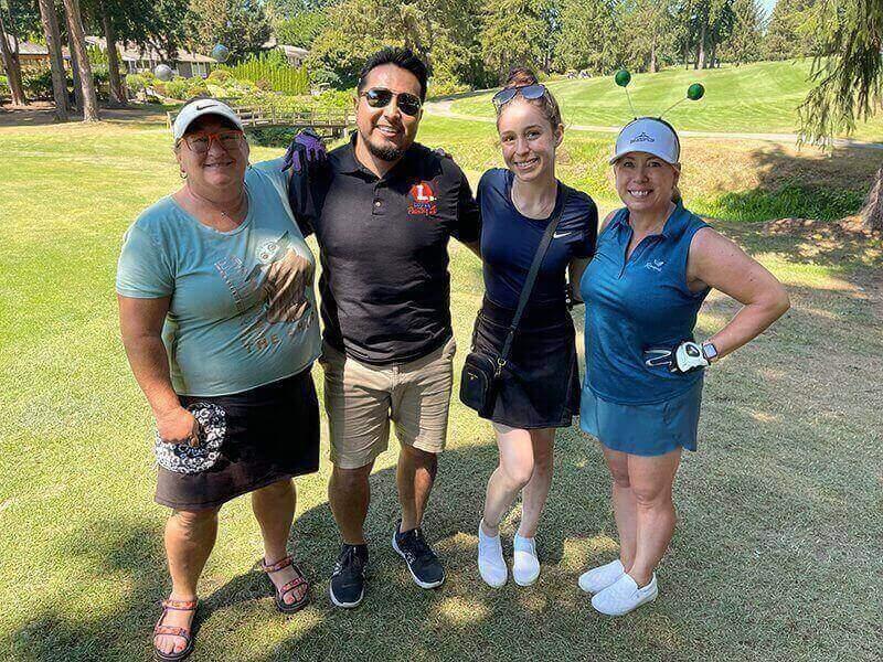 Golf Tournament 2021 - Team 17A