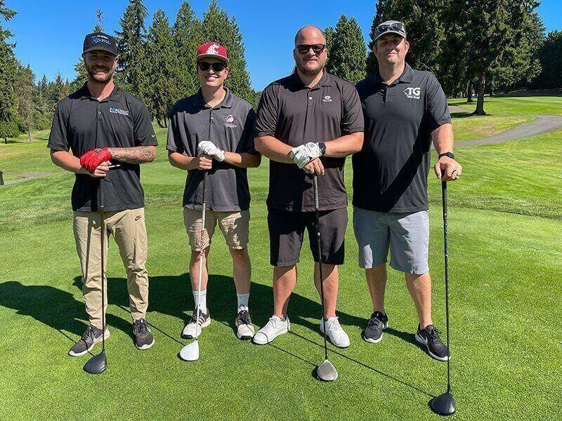 Golf Tournament 2021 - Team 18A
