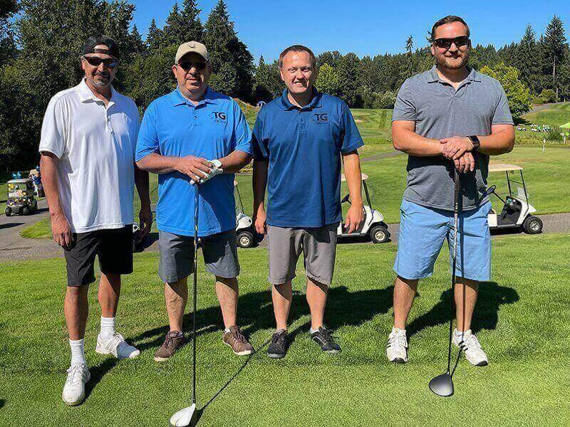 Golf Tournament 2021 - Team 18B
