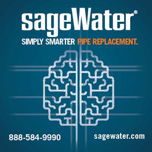SageWater - Simply Pipe Replacement - 888-584-9990 - sagewater.com