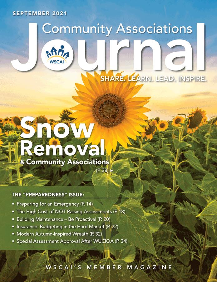 CA Journal - September 2021